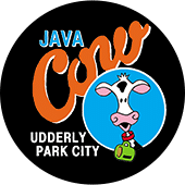 Java Cow Coffee & Ice Cream Logo