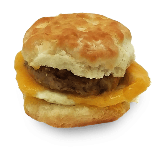 Egg-Cheddar-and-Honey-Turkey-Sausage-Biscuit